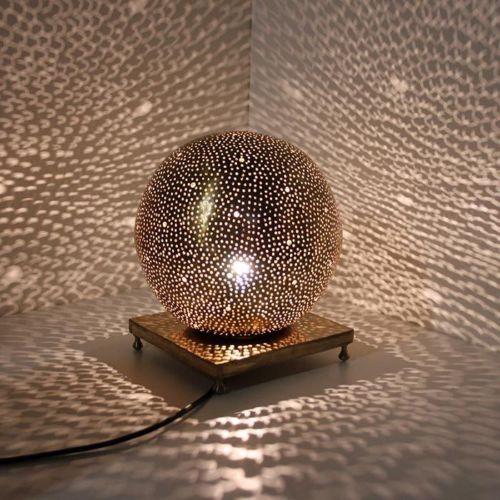 Orientalische Lampen Lampe Stehlampe Marokkanische Messing Kupfer Ca In Mbel Wohnen Beleuchtung Deckenlampen Kronleuchter