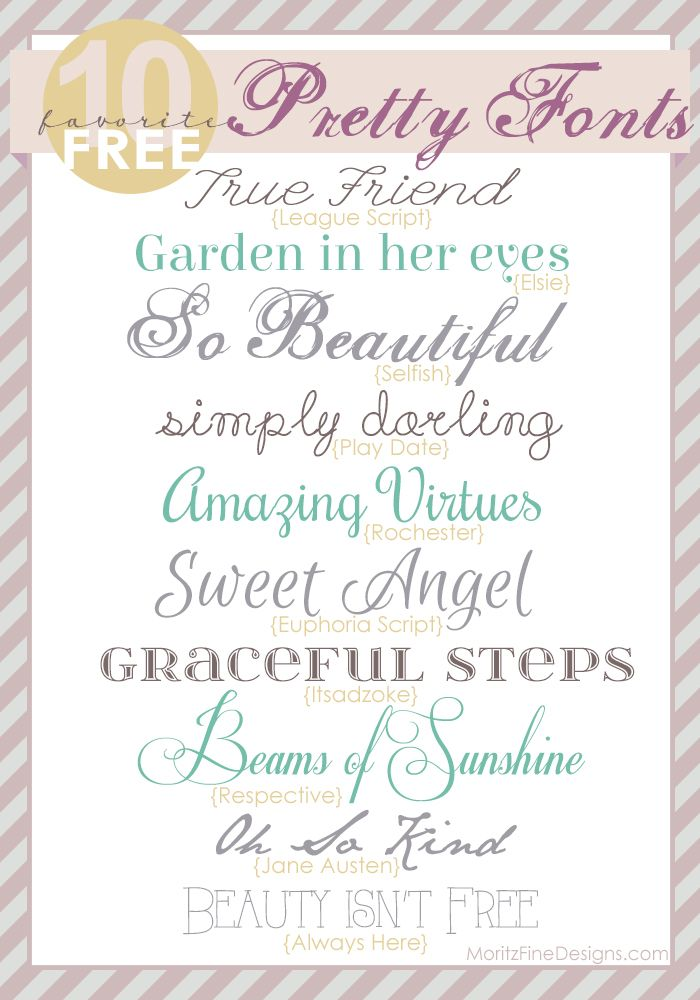 17 Best images about WEDDING FONTS – Beautiful Fonts for Wedding Invitations
