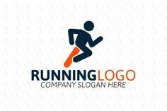 Run Logo - $250 (negotiable) http://www.stronglogos.com/product/run-logo #logo #design #sale #running #sports #equipment #gear #club #event #blog #news #kids