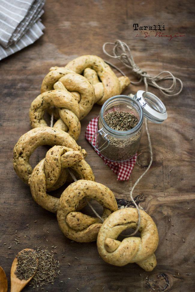 Taralli all'anice di San Biagio per Taste Abruzzo | da ilgamberorusso di Laura Ottaviantonio