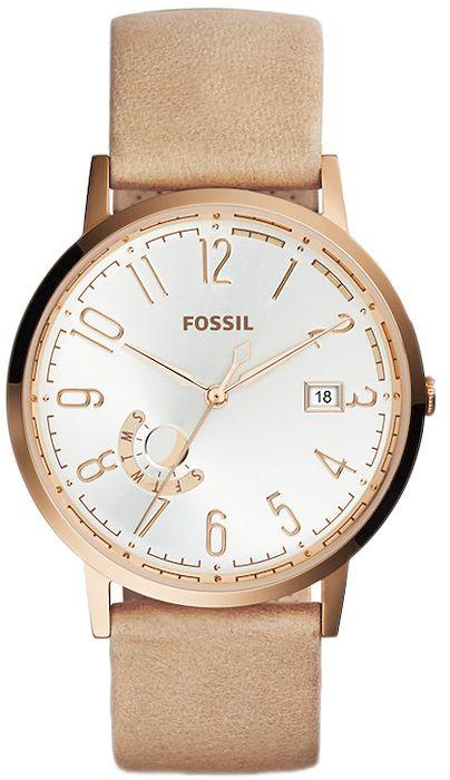 Zegarek damski Fossil Ladies Dress ES3751 - sklep internetowy www.zegarek.net