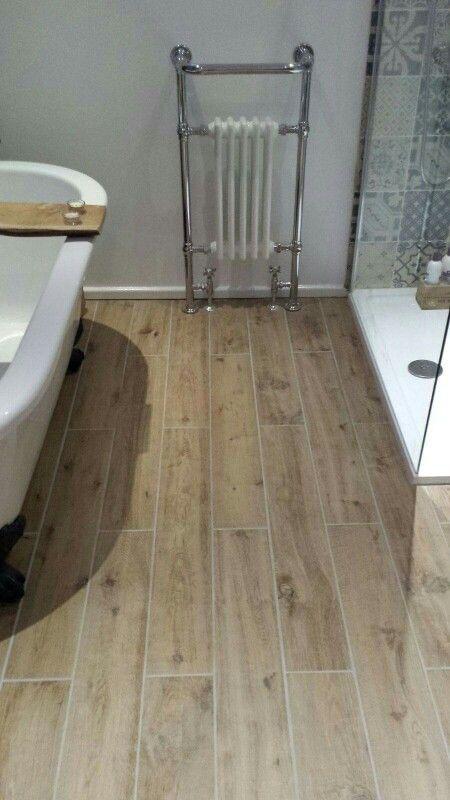 My bathroom ❤ - flooring