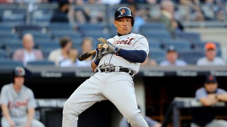Most Punished Athletes - March 1, 2018:  5. MIGUEL CABRERA > Position, team: First base, Detroit Tigers > Suspension length: Six games > Reason: Fighting > Ejections: One -  Miguel Cabrera is one of the most respected players in baseball, but even he is not immune from indulging in a scuffle. The former MVP apparently became annoyed when a New York Yankees relief pitcher threw behind Cabrera; he then sparked a benches-clearing brawl by fighting with catcher Austin Romine...