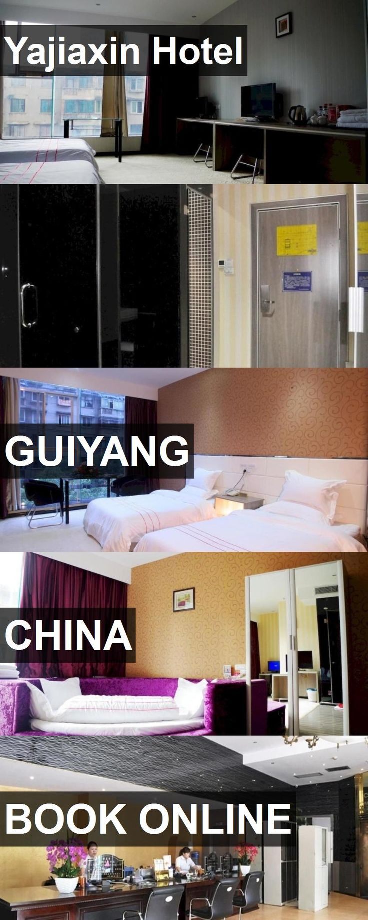 Hotel Yajiaxin Hotel in Guiyang, China. For more information, photos, reviews and best prices please follow the link. #China #Guiyang #YajiaxinHotel #hotel #travel #vacation