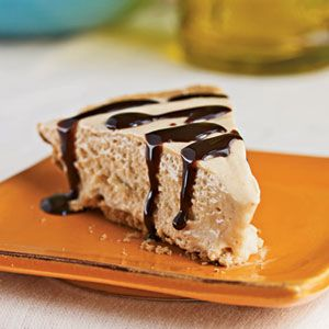 peanut butter no-bake pie - but i'm gonna go full fat with it and see how it turns out  :)