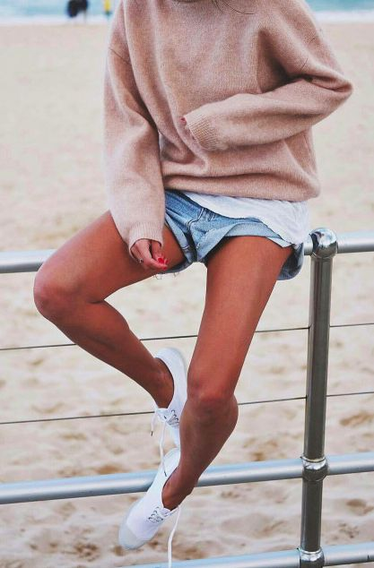 cashmere + one teaspoon shorts