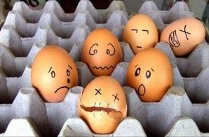 Murder in the eggbox