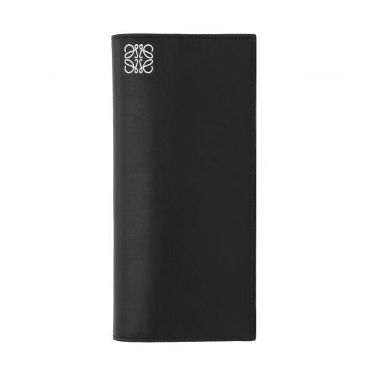 ロエベ Large Wallets - LONG HORIZONTAL WALLET - ブラック