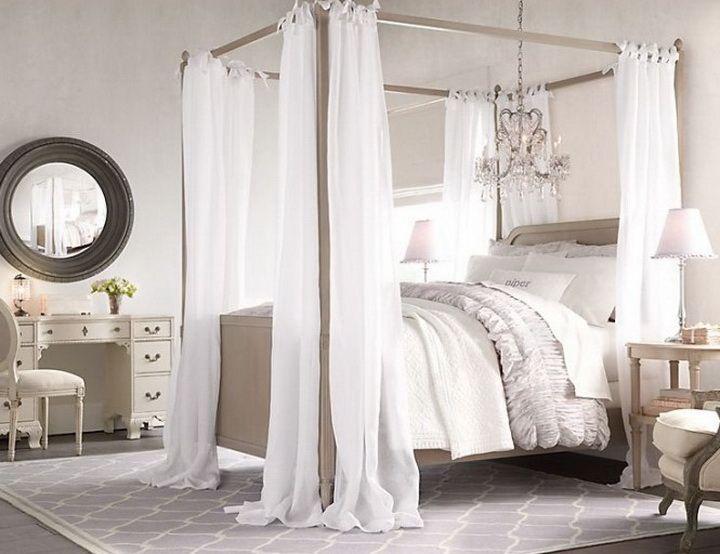 Спальня для девочки в классическом стиле: 33 идеи - Фото - Дизайн детской