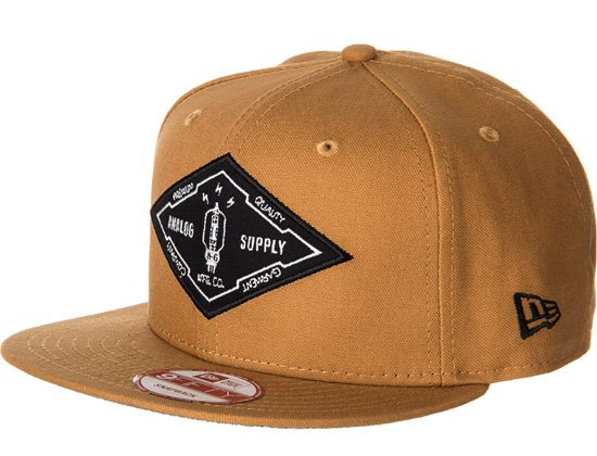 Meter 9Fifty Snapback Caps By ANALOG x NEW ERA  6a2b61d394e