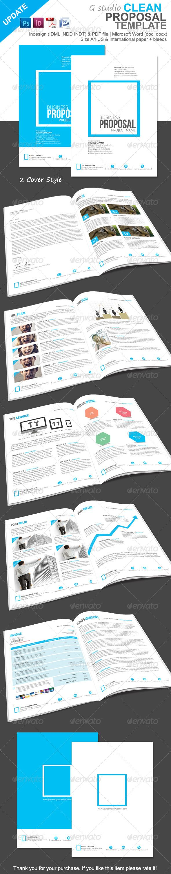 best ideas about s proposal report design gstudio clean proposal template