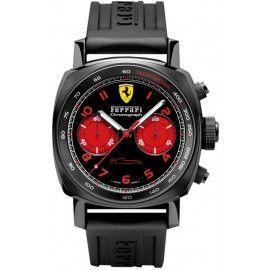 Panerai Ferrari Chronographe 45mm DLC FER00038