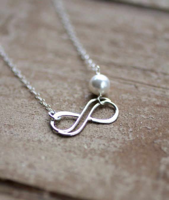 Infinity Necklace  $34.00