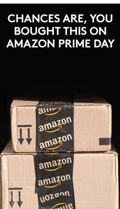 Chances Are, You Bought This on Amazon Prime Day | If you have an Amazon Prime account, chances are you indulged in the incredible deals the online warehouse shop was dishing out over the 30-hour span of Amazon Prime day—more than tens of millions of Prime members made a purchase on July 11. Amazon Prime Day 2017 was 60 percent larger than the 2016 event and was the biggest shopping day on the site ever, drawing more customers than Black Friday and Cyber Monday.