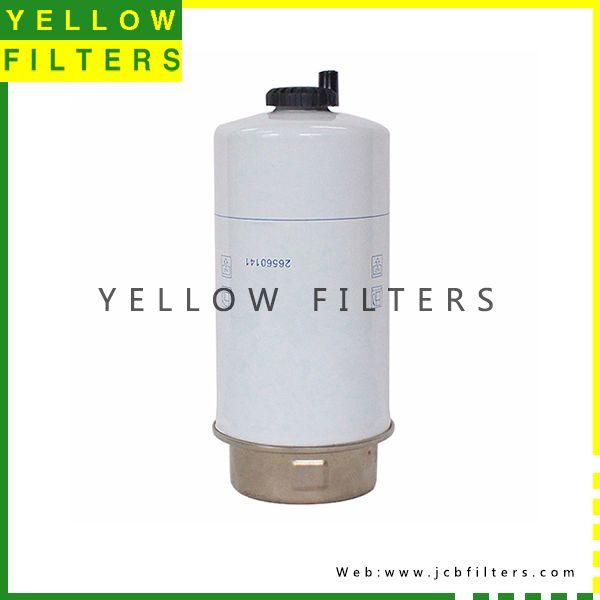Perkins Fuel Water Separator 26560141 Fuel Water Separator