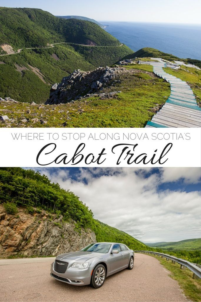 13 stunning spots on Nova Scotia's Cabot Trail worth stopping for. Canada | Cape Breton