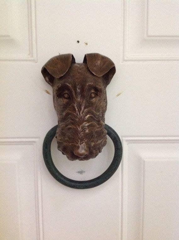 WFT door knocker