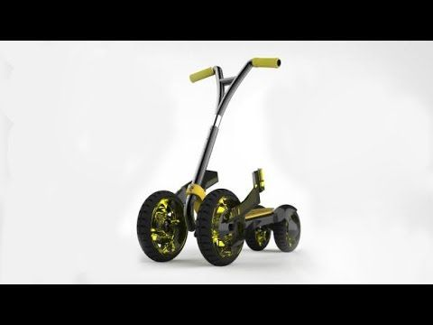 Five remarkable creative inventions for you to take a look at. Kyboka, World's Ultimate Outdoor Utility Cart! Kyboka is the easiest and most versatile cart t...