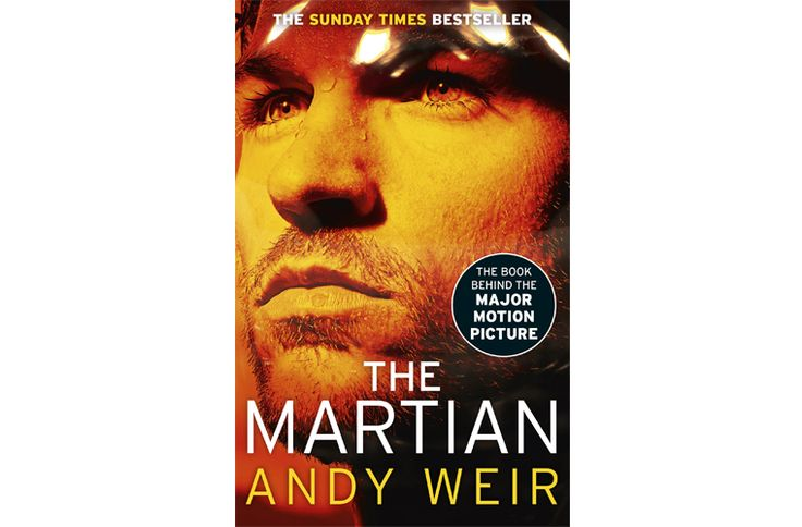 8. The Martian, £7.99   Andy Weir  Fans of a thriller will love this tautly-written, 'lost in space' novel that brings to life a frozen red desert that's very, very far from home. A page turner from first to last.