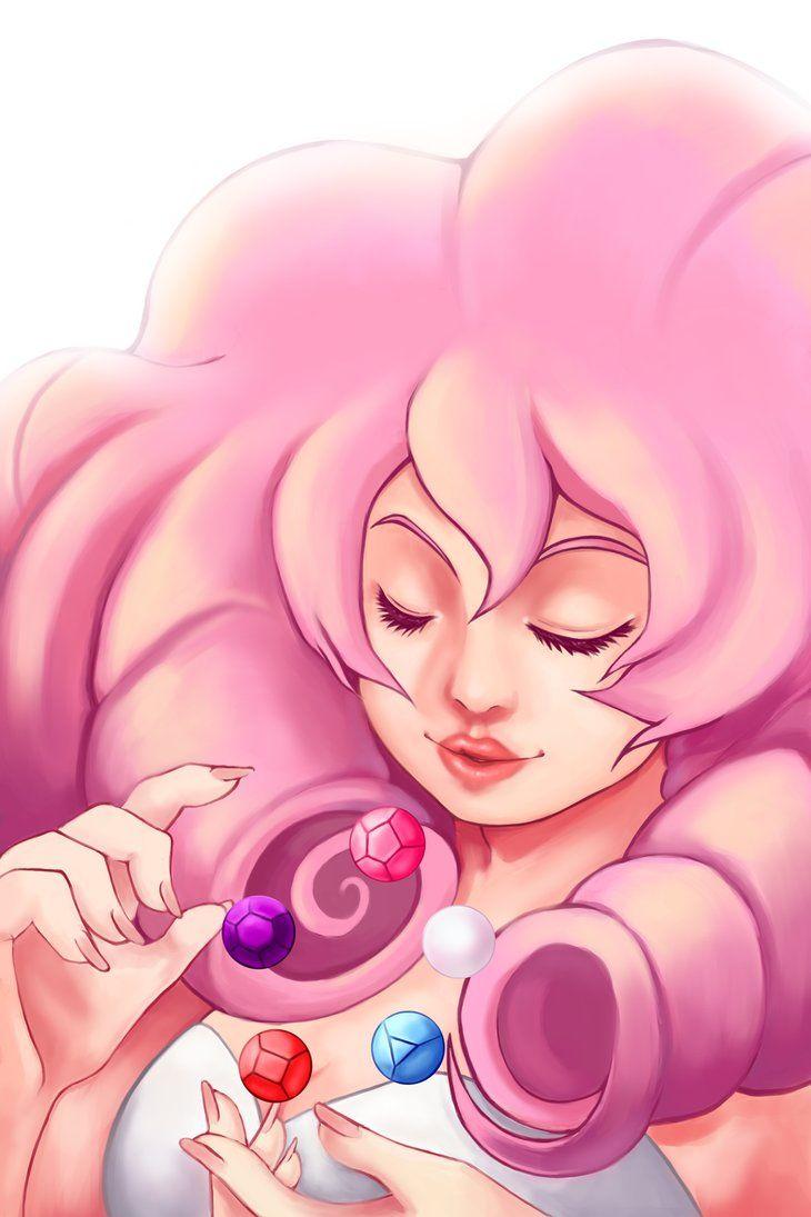 Rose quartz by midnightzone on deviantart steven - Rose quartz steven universe wallpaper ...