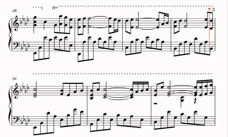 Do You Piano Sheet Music Yiruma - pinterest.com