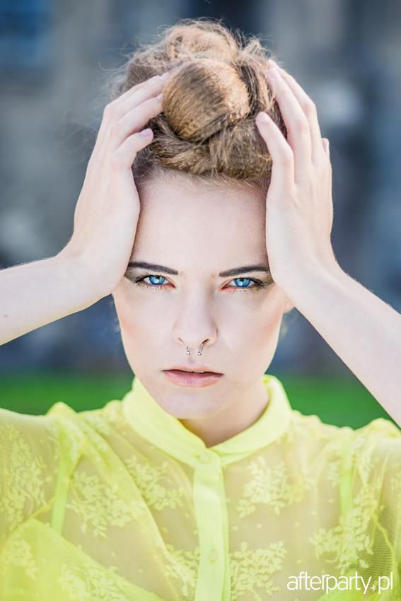 Zuzanna Kołodziejczyk  , model
