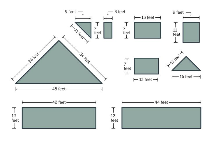 How to calculate the amount of hardie plank siding with