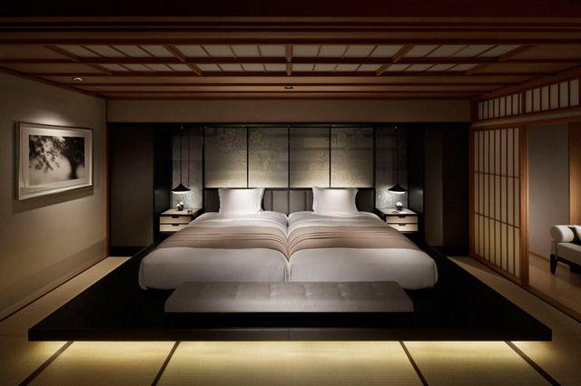 "The Ritz-Carlton, Tokyo ""Modern Japanese Suite"" [2]"