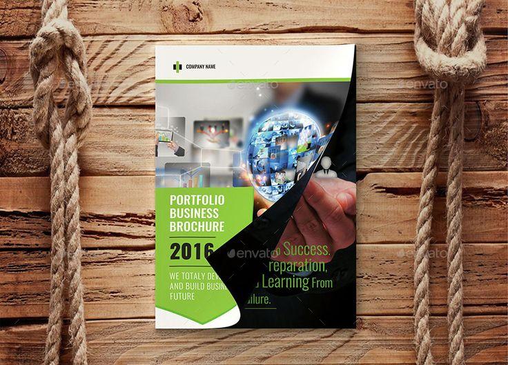 Portfolio Business Brochure | GraphicRiver