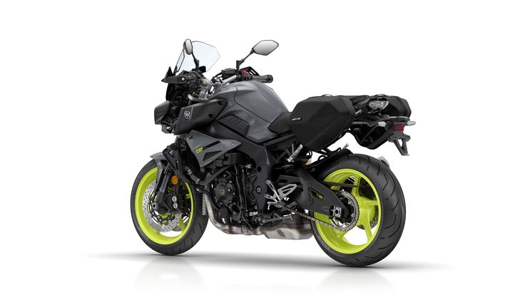 Yamaha MT-10 Tourer Edition '2017