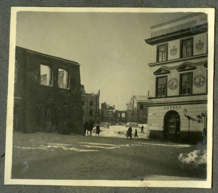 Lublin na zdjęciach Edwarda Hartwiga (zdjęcie 21) - Autor: Edward Hartwig