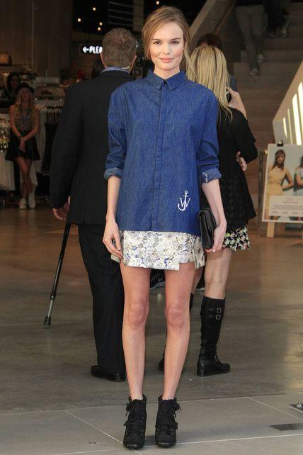 El armario más codiciado es el de Kate Bosworth