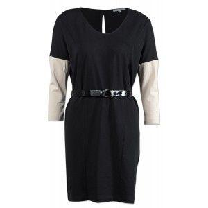 Patrizia Pepe BA0236 Damen Kleid schwarz