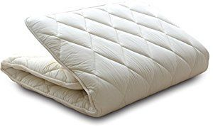 """Amazon.com - EMOOR Japanese Traditional Futon Mattress """"Classe"""" (39 x 83 x 2.5 in.), Twin Size. Made in Japan -"""