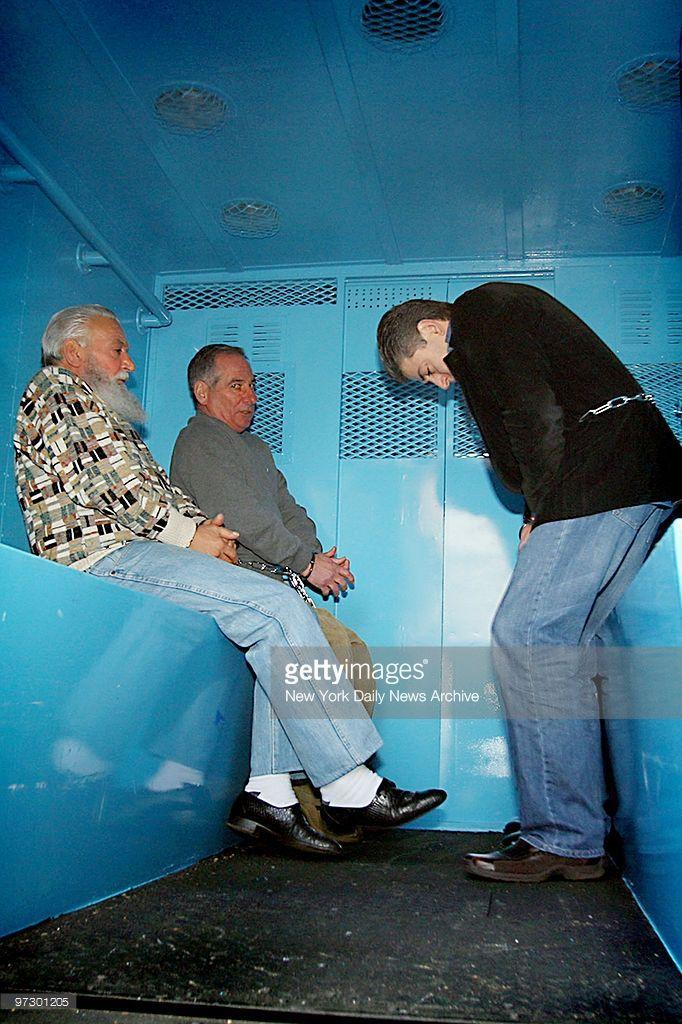 L2R: Charles Carneglia, Jojo Corozzo and Frank Cali'.