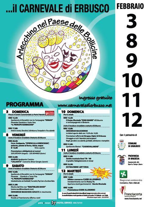 Il Carnevale di Erbusco http://www.panesalamina.com/2013/8292-il-carnevale-di-erbusco.html#
