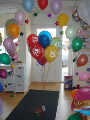 balloon decoration ideas for birthday party at home 152 best images about happy birthday wallpaper on 13681