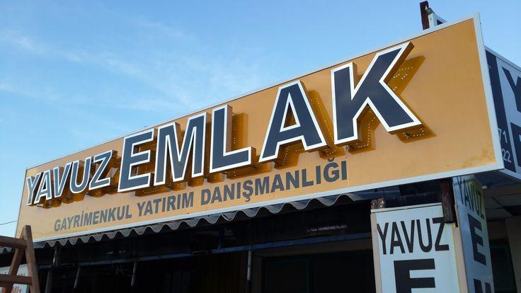 İzmirde Tabelacı Firma