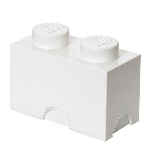 De opbergbox van Lego is gemaakt van kunststof en is eenvoudig schoon te maken. Onderling stapelbaar.   Afmeting: 25 x 25 x 18 cm (lxbxh)