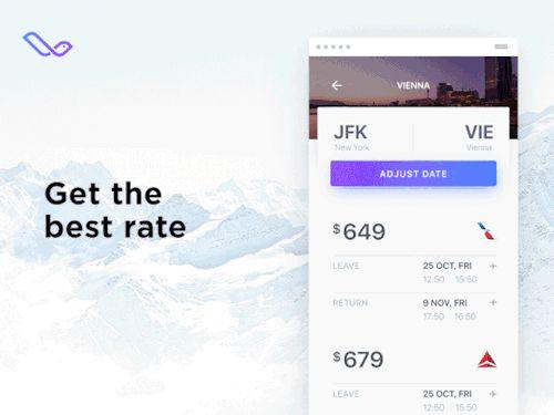 Adjust date flow for Tinder Travel by Gleb Kuznetsov