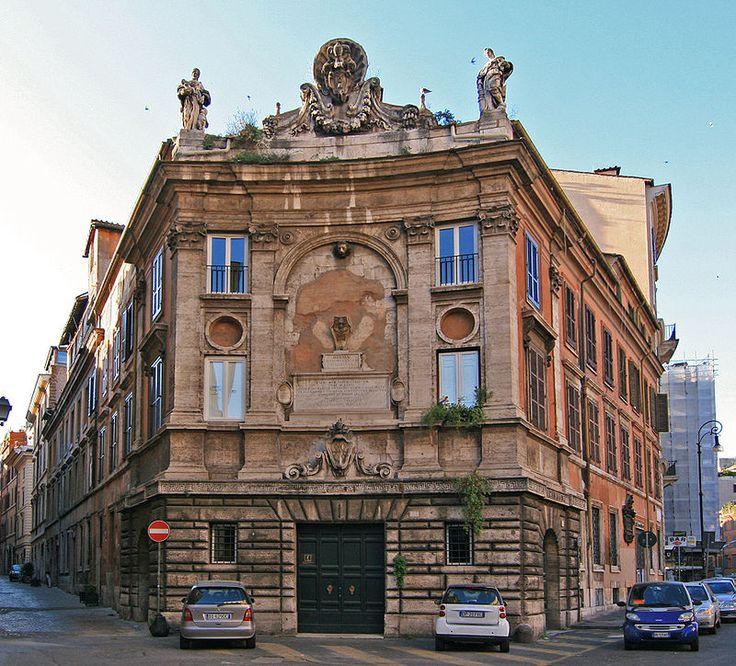 Banco di Santo Spirito - Kutsal Ruh Bankası