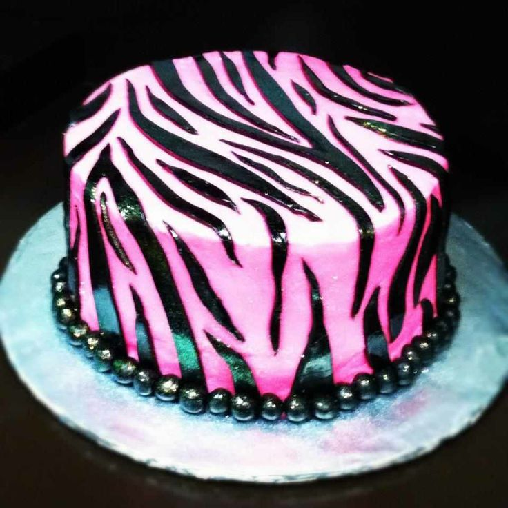 Delicious Pink Zebra Cake – DIY Kitchen Project