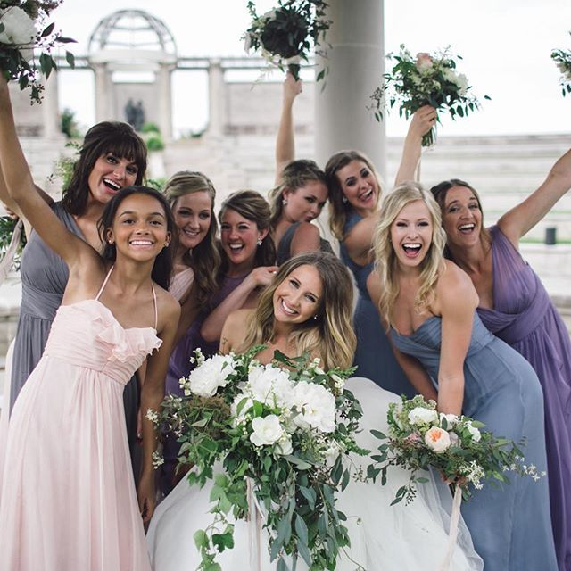 Orted Ambridesmaids Dresses L Katy Davis Photography Bridalparty Engaged Bridalinspo Bridalstyle