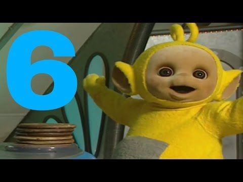 Teletubbies: Number Six - Version 2   209   Cartoons for Children - YouTube