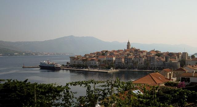 Ilha de Korcula - Croacia