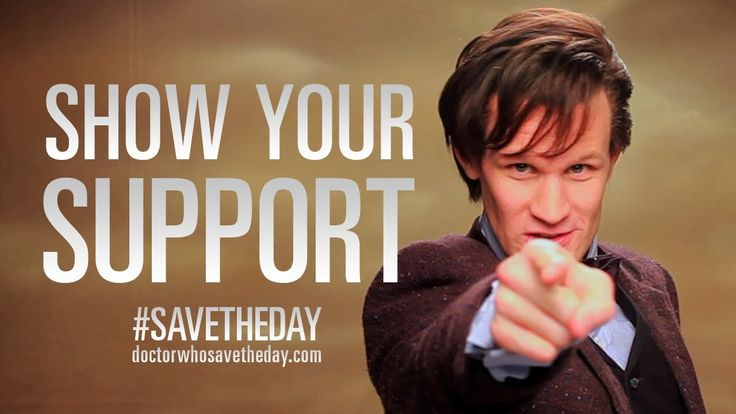 Hashtag. What's a hashtag? - #SaveTheDay -- Doctor Who -- BBC