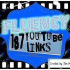 Use video clips and songs with lyrics to practice fluency and phonics with this PDF file that has 187 YouTube video hyperlinks.  All of the searching has been done for you!