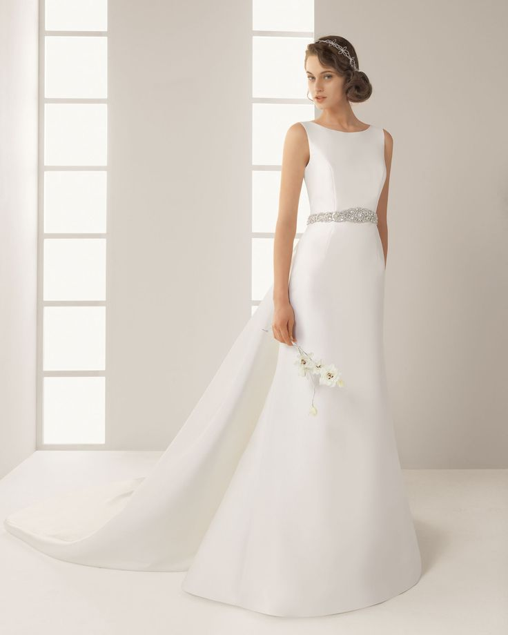 38 best Rosa Clara images on Pinterest Wedding dressses