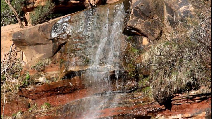 Emerald Pools Lower Falls Zion National Park | Zion Ponderosa Ranch Resort