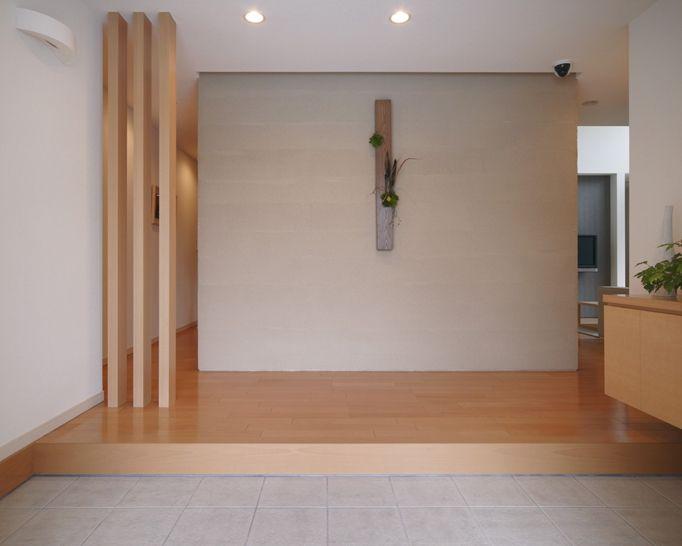 玄関|注文住宅のアキュラホーム
